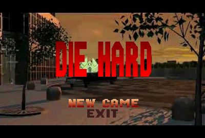 Die Hard Trilogy (PS1) скриншот-1
