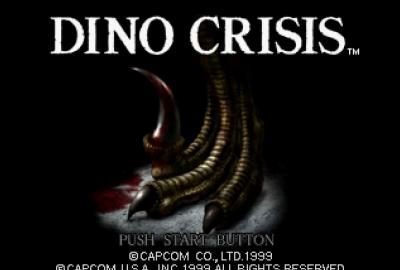 Dino Crisis (PS1) скриншот-1