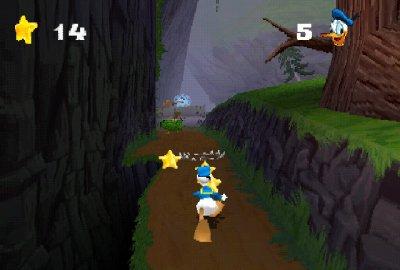 Disney's Donald Duck: Goin' Quackers (PS1) скриншот-1