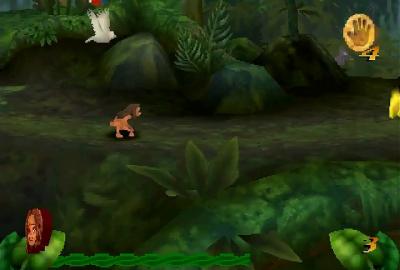 Walt Disney Pictures Presents: Tarzan для Sony PlayStation 1