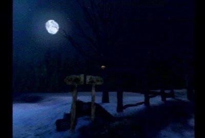 Dracula: The Resurrection (PS1) скриншот-1