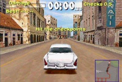 Driver 2 (PS1) скриншот-1