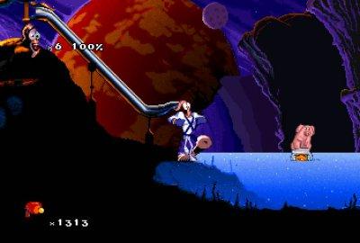 Earthworm Jim 2 для Sony PlayStation 1