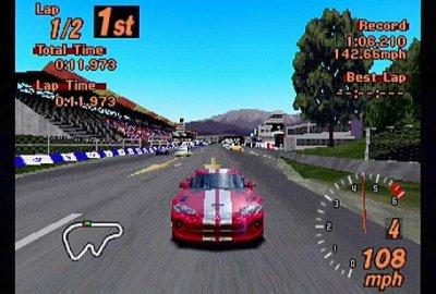 Gran Turismo 2 (PS1) скриншот-1