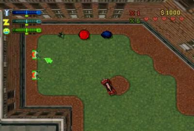 Grand Theft Auto 2 (PS1) скриншот-1