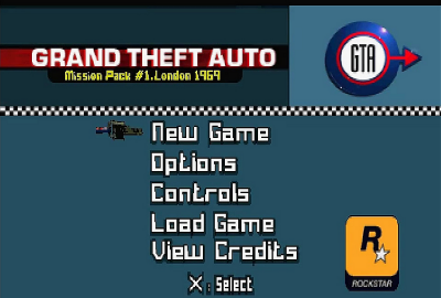 Grand Theft Auto Mission Pack #1: London 1969 (PS1) скриншот-1