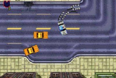 Grand Theft Auto (PS1) скриншот-1