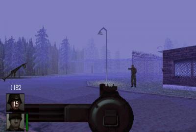 Hidden & Dangerous для Sony PlayStation 1