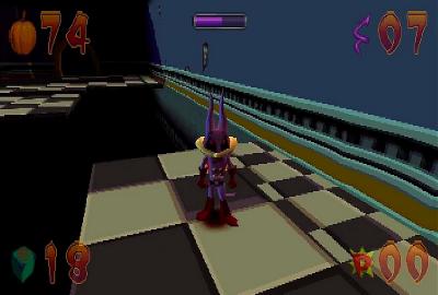 Jersey Devil (PS1) скриншот-1