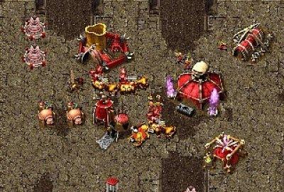 KKND: Krossfire (PS1) скриншот-1