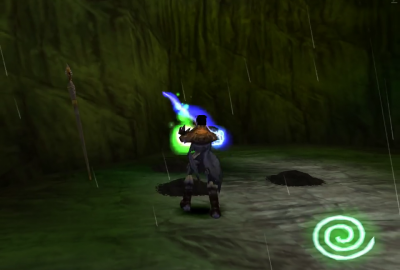 Legacy of Kain: Soul Reaver (PS1) скриншот-1