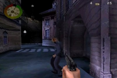 Medal of Honor Underground (PS1) скриншот-1