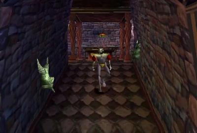 MediEvil (PS1) скриншот-1