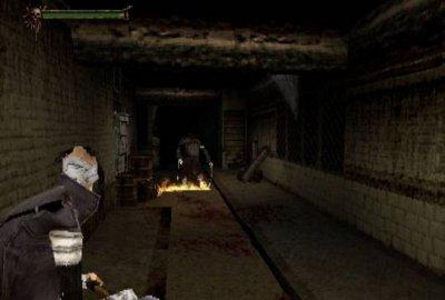 Nightmare Creatures II (PS1) скриншот-1