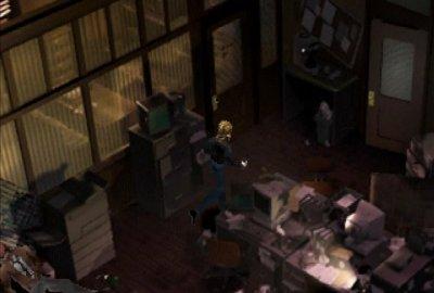 Parasite Eve (PS1) скриншот-1
