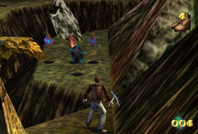 Pitfall 3D: Beyond the Jungle для Sony PlayStation 1