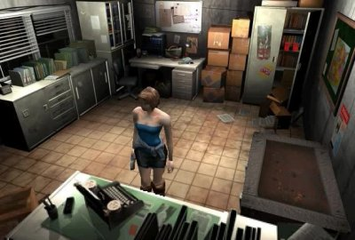 Resident Evil 3: Nemesis (PS1) скриншот-1