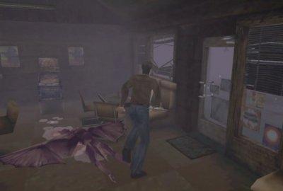 Silent Hill (PS1) скриншот-1