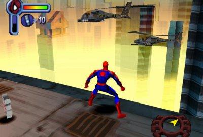 Spider-Man (PS1) скриншот-1