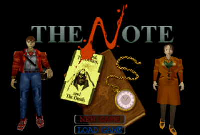 The Note (PS1) скриншот-1