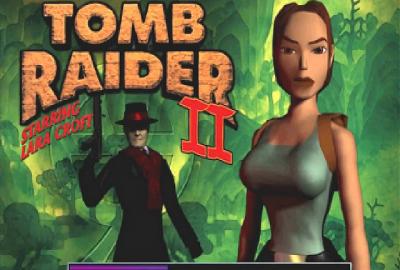 Tomb Raider II (PS1) скриншот-1