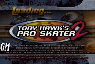 Tony Hawk's Pro Skater 2 (PS1) скриншот-1