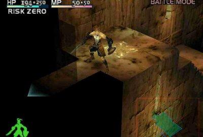 Vagrant Story для Sony PlayStation 1