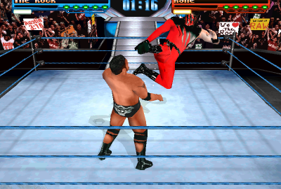 WWF SmackDown! для Sony PlayStation 1