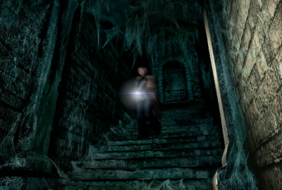 Alone in the Dark: The New Nightmare (PS2) скриншот-1
