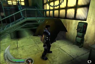 Blade II (PS2) скриншот-1