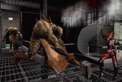 BloodRayne 2 (PS2) скриншот-1