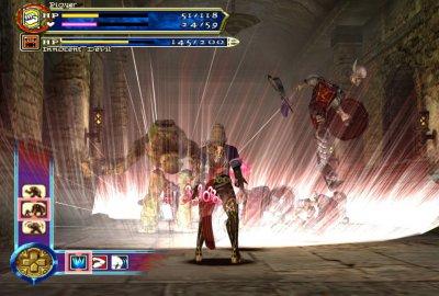 Castlevania: Curse of Darkness для Sony PlayStation 2
