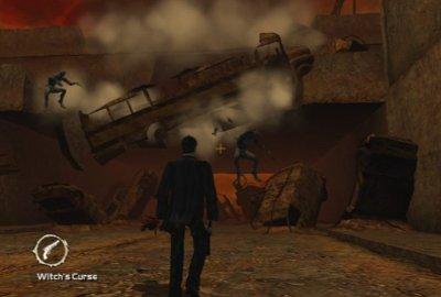 Constantine (PS2) скриншот-1