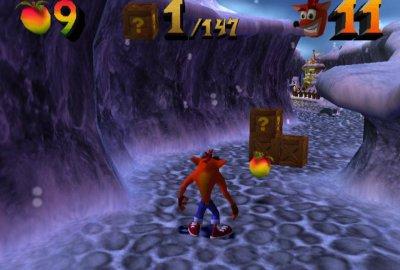 Crash Bandicoot: The Wrath of Cortex (PS2) скриншот-1