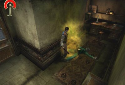 Curse: The Eye of Isis (PS2) скриншот-1