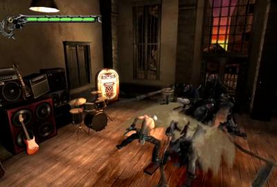 Devil May Cry 3: Dante's Awakening (PS2) скриншот-1