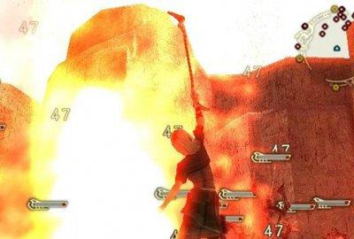 Drakengard 2 (PS2) скриншот-1