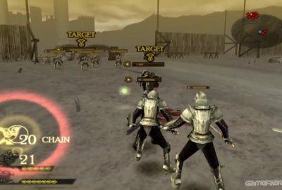 Drakengard (PS2) скриншот-1