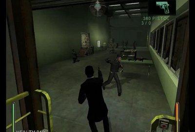 Enter the Matrix (PS2) скриншот-1