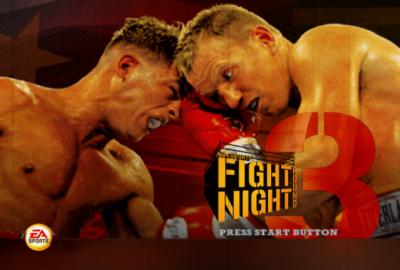 Fight Night Round 3 (PS2) скриншот-1