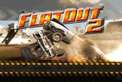 FlatOut 2 (PS2) скриншот-1