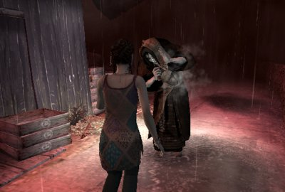 Forbidden Siren 2 (PS2) скриншот-1
