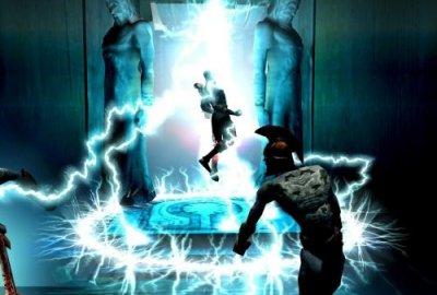 God of War (PS2) скриншот-1