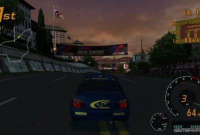 Gran Turismo 3: A-Spec (PS2) скриншот-1