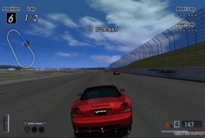Gran Turismo 4 (PS2) скриншот-1
