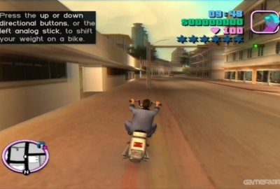 Grand Theft Auto: Vice City (PS2) скриншот-1