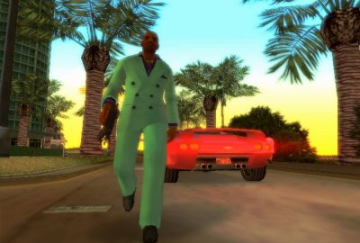 Grand Theft Auto: Vice City Stories (PS2) скриншот-1