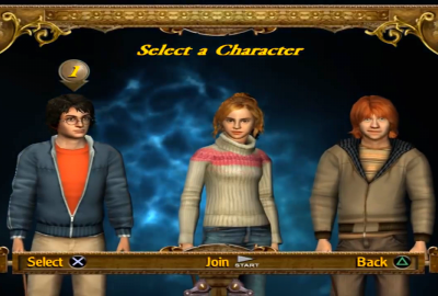 Harry Potter and the Goblet of Fire (PS2) скриншот-1