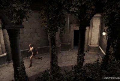 Haunting Ground (Sony PlayStation 2) скриншот-1