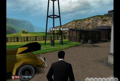 Mafia (PS2) скриншот-1